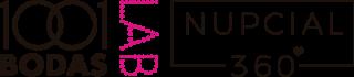 Logo 1001 Bodas LAB Nupcial 360